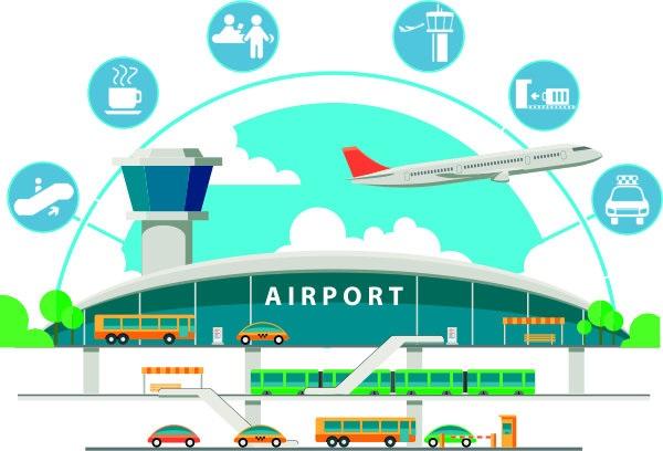 فرودگاه هوشمند
