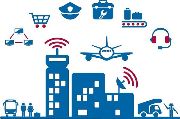 طراحی فرودگاه هوشمند