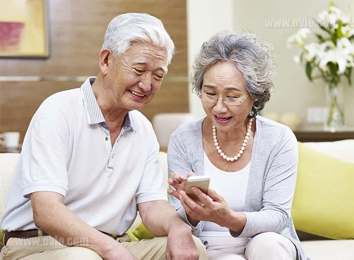 خانه هوشمند برای سالمندان