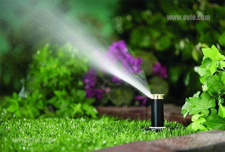آبیاری هوشمند بر اساس نیاز گیاه