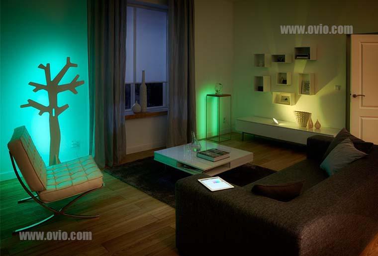 سیستم روشنایی هوشمند چیست؟ و چگونه کار می کند؟
