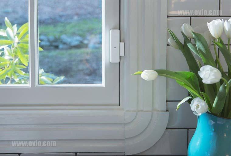 سنسور پنجره
