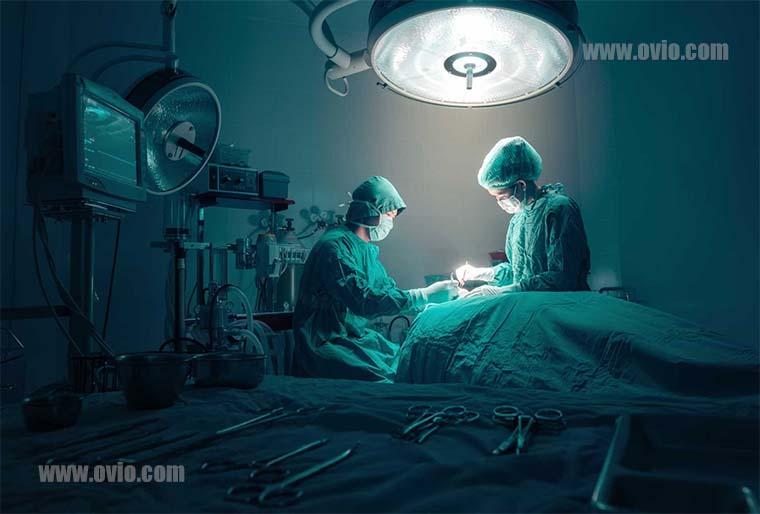 سنسور دما و رطوبت در بیمارستان ها