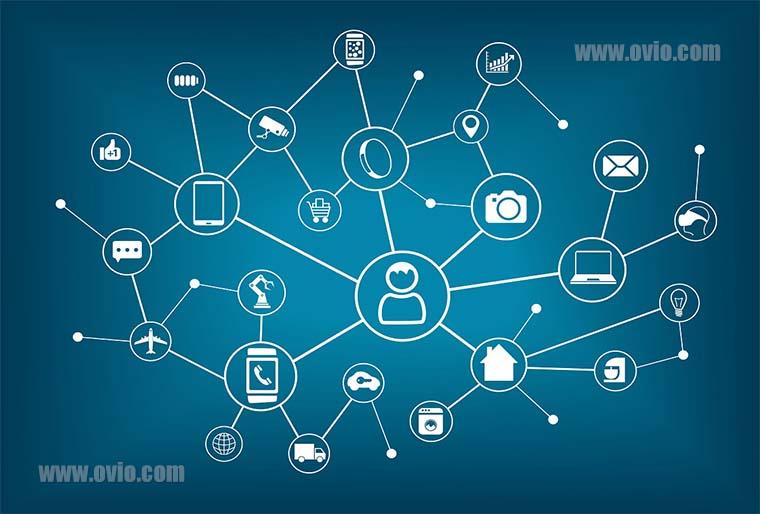 نقش بلاکچین در اینترنت اشیا