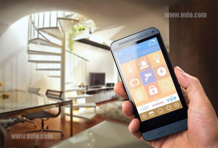 جالب ترین تکنولوژی های خانه ی هوشمند