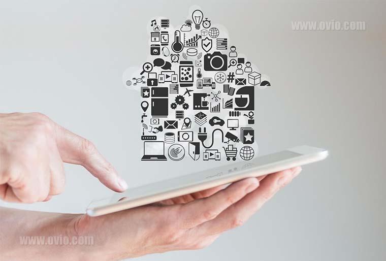 مقایسه بین خانه هوشمند و خانه معمولی