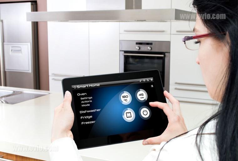 تکنولوژی های جالب خانه هوشمند