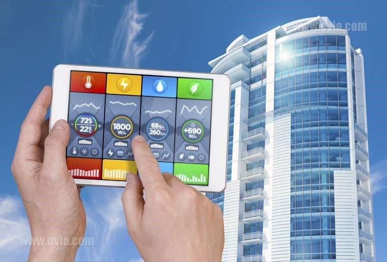 هوشمند سازی ساختمان ، فونداسیون شهر هوشمند