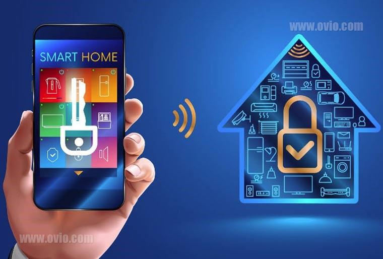 کاربرد هوش مصنوعی در خانه هوشمند