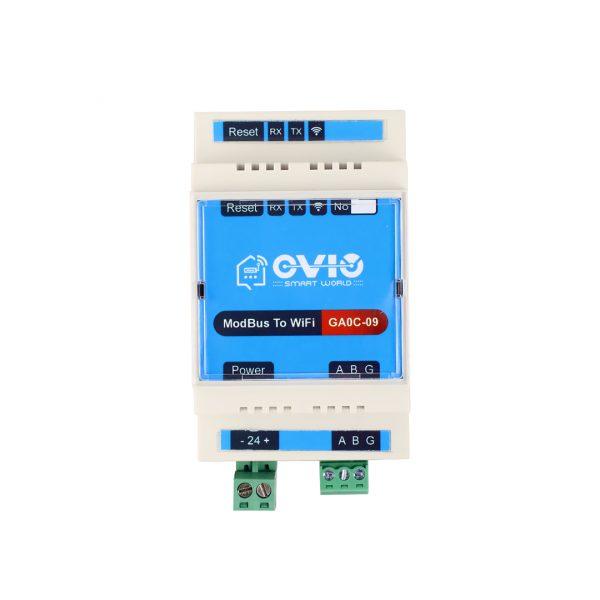 (MODBUS TO WIFI CONVERTER)مبدل مدباس RTU به شبکه WIFI مدل GA0C-09