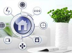 منبع تغذیه در خانه هوشمند