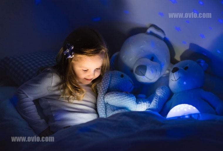 هوشمند سازی اتاق خواب کودک