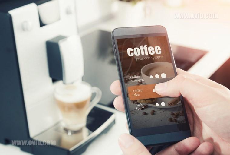 چای ساز یا قهوه ساز هوشمند