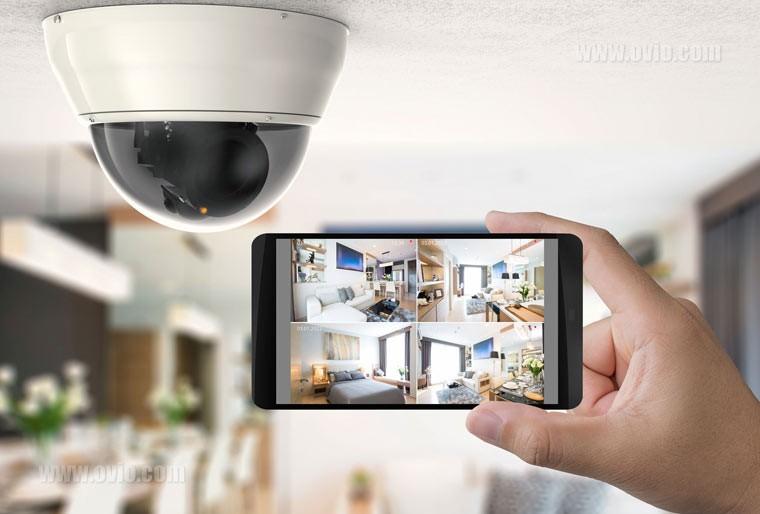 دوربین امنیتی بی سیم