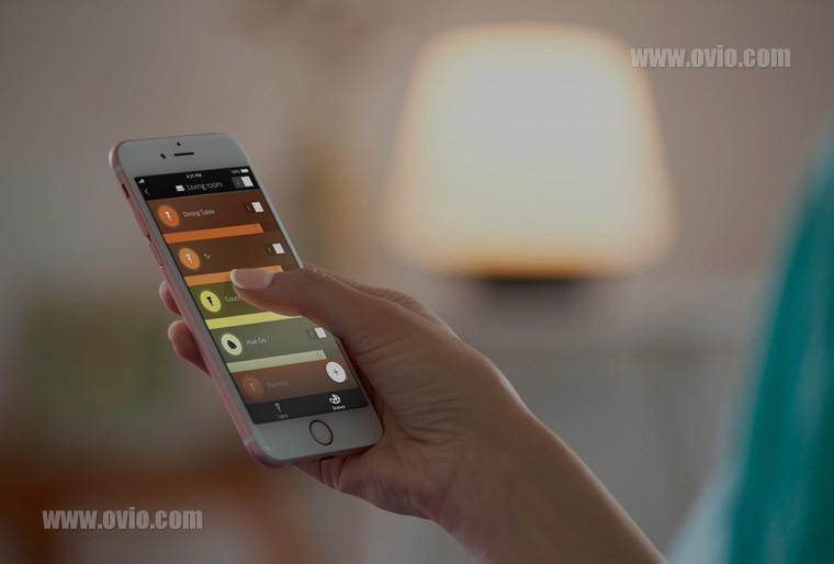 اپلیکیشن خانه هوشمند