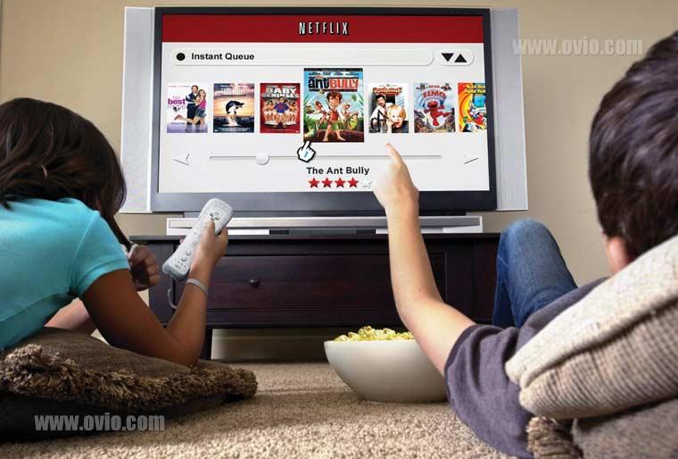 جستجو در وب با تلویزیون هوشمند