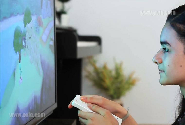 بازی با تلویزیون هوشمند
