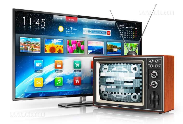 امکانات تلویزیون هوشمند