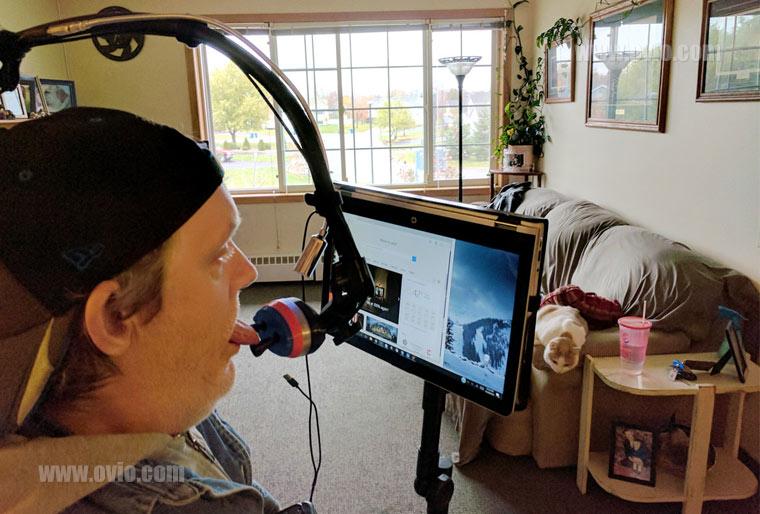 خانه هوشمند برای معلولان