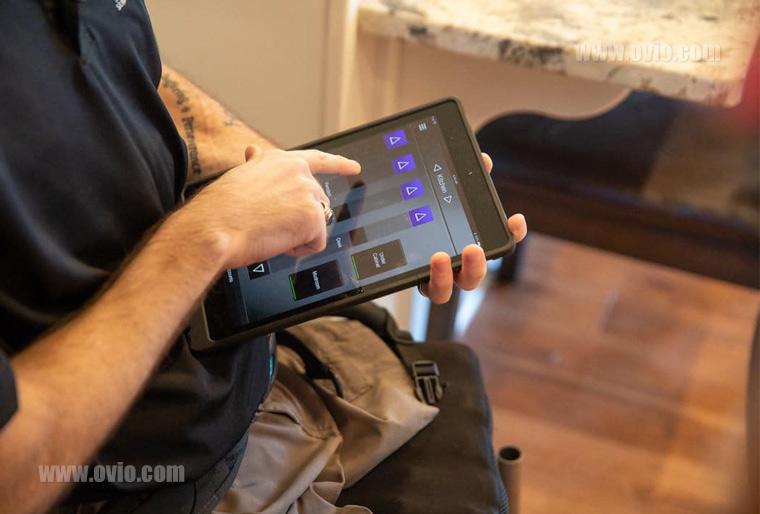 خانه هوشمند برای معلولان و مبتلایان به ناتوانی های جسمی