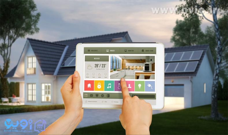 ساخت خانه هوشمند