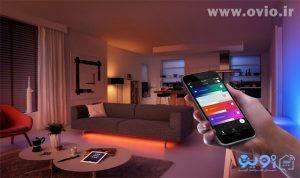لامپ های هوشمند