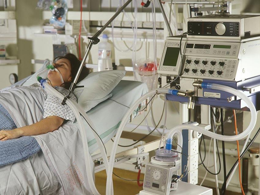 کنترل نحوه عملکرد سیستم مراقبت پزشکی