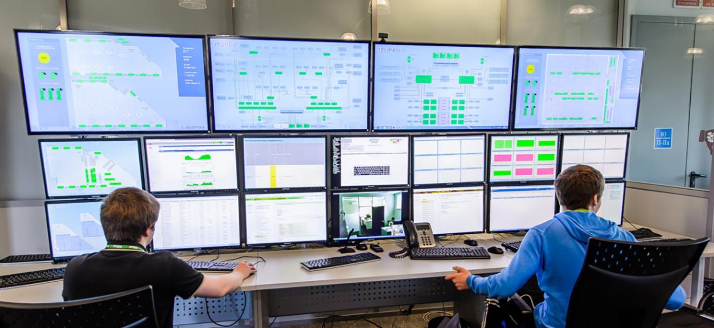 سیستم کنترل مرکزی